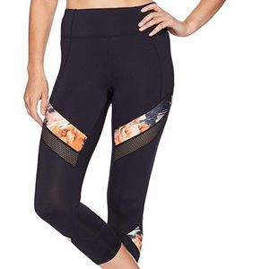 Betsey Johnson crop leggings XS